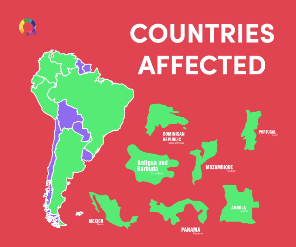 countries affected by odebrecht scandal