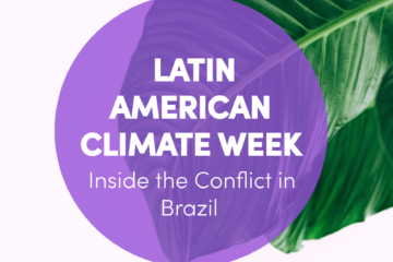Brazil Climate Week 2019