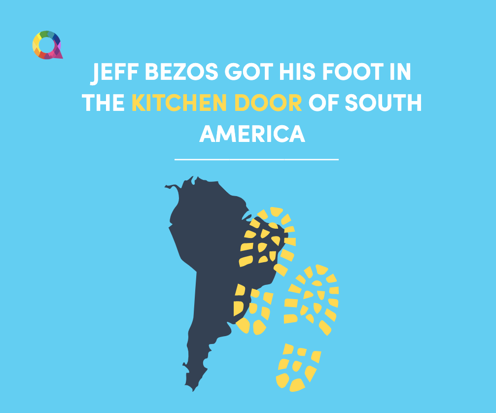 jeff bezos chile investment