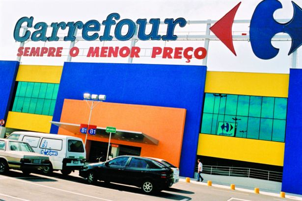 carrefour cash and carry store brazil