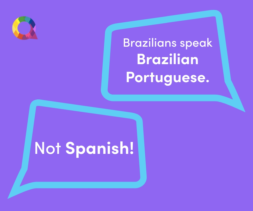 what language do brazilians use for business?