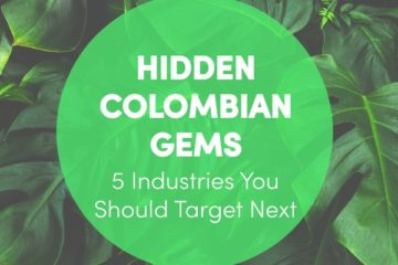 Colombia industries invest