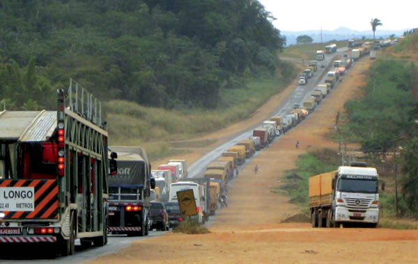 Brazil infrastructure example