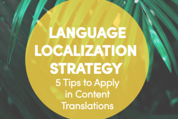 language localization strategy