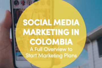 social media in colombia