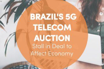 Title Image to describe Brazil's 5G auction dilemma.