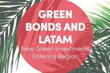 green bonds and LATAM