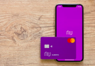 Nubank's credit card, latest development for Fintech in Mexico