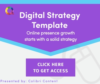 digital strategy template