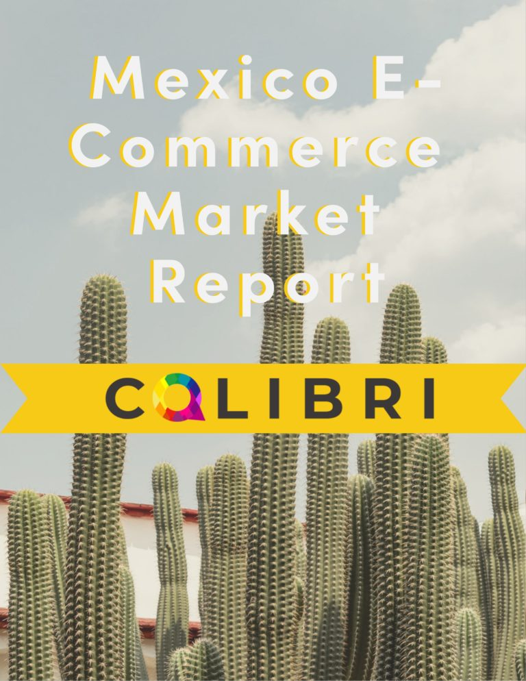 Main graphic for the E-Commerce in Mexico Market Report